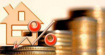 Niedrigzins Baufinanzierung: Entwicklung der Immobilienkredite