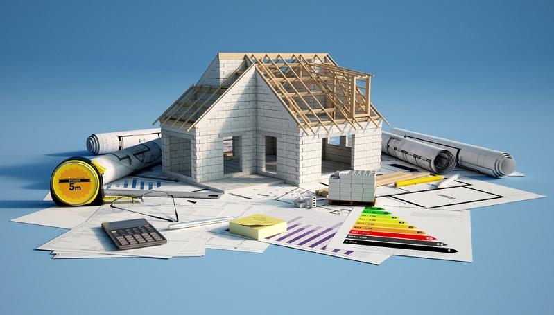 Bauherren und Eigentümer sollen sie im Vorfeld überlegen, wie das Haus möglichst energiesparend gestaltet werden könnte.  ( Foto: Shutterstock- _Franck Boston  )