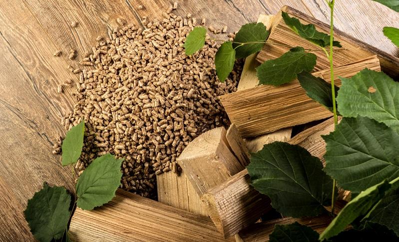Eine andere Möglichkeit ist auch der Einbau einer Holzpellet-Heizung.  ( Foto: Shutterstock- Dino Osmic)